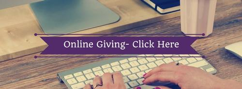 Click Here to go to Online Giving
